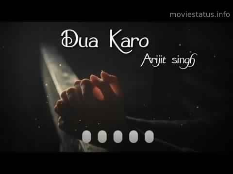 Dua Karo Song Status Download