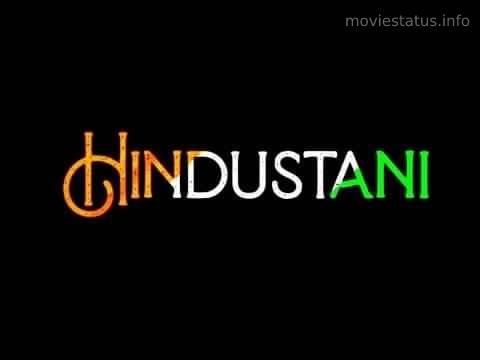 Hindustani Song Whatsapp Status