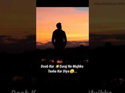 Khuda Hafiz O Mere Yaara WhatsApp Status Download