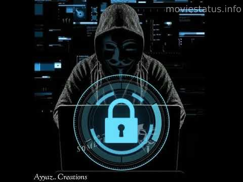 hacked theme song whatsapp status download