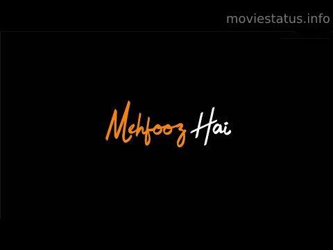 Mehfooz Whatsapp Status Video