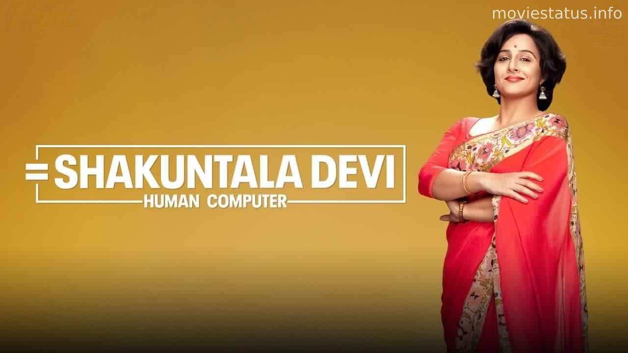 Shakuntala Devi Movie Whatsapp Status