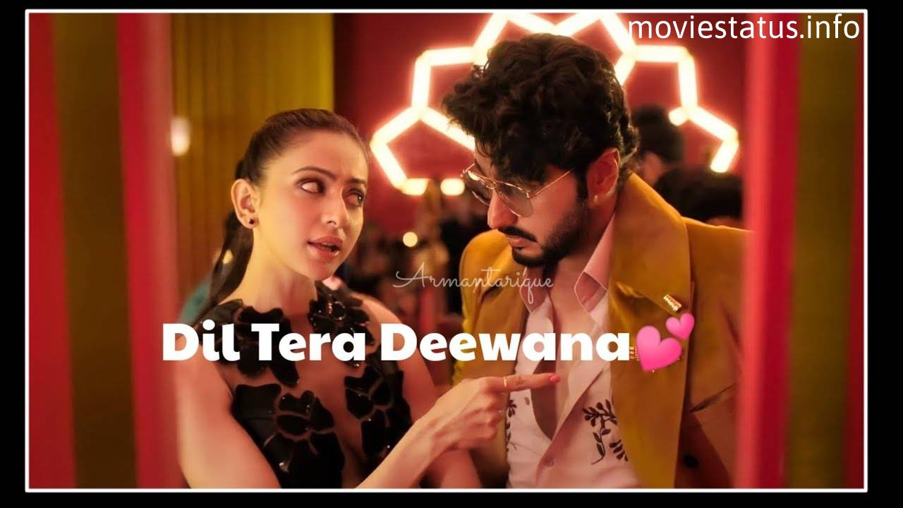 dil hai deewana darshan raval song whatsapp status